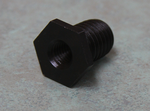 "Adapter From 10 mm 1.50 to 5/8""-11 Thread"