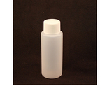 2 oz. Plastic Bottle with Screw Top Lid
