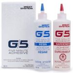8oz. Kit, G/5® Five-Minute Adhesive by WEST System