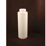 8 oz. Plastic Bottle with Screw Top Lid