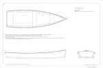 EZ Skiff Boat Plans