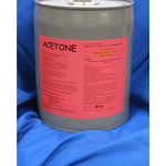 5 Gallon Can, Acetone (H-B)