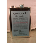 Gallon, Component B, 8 lb. cu./ft. Pour Foam
