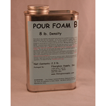 Pint, Component B, 8 lb. cu./ft Pour Foam