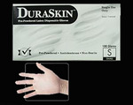 (M)  Box (100 ea.) Disposable Latex Gloves