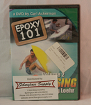 Epoxy Shaping 101 DVD Volume 2 Glassing