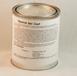 Quart Neutral Base Gel Coat