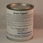 Pint, Green Pigment Concentrate