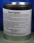 Quart, Green Pigment Concentrate