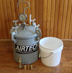 2.5 Gallon Airtech Resin Trap