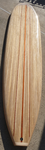 "8'0"" Mini Mai Wood Surfboard Frame Kit"