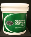 25 lb. Container, Partall #2 Green Wax
