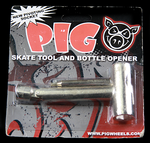PIG skate tool and bottle opener
