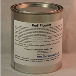 Quart, Red Pigment Concentrate