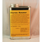 Quart Can, Styrene Monomer