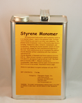 Gallon Can, Styrene Monomer (H