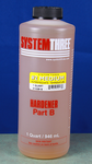 Quart, Medium System Three Hardener