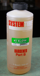 Quart, Slow System Three Hardener