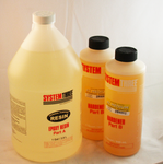 1 1/2 Gallon Kit #2, System Three Epoxy Medium