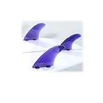 Blue Dorsal Products Thruster Fins (FCS tabs)