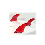Red Dorsal Products Thruster Fins (FCS tabs)
