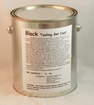 Gallon  Black Tooling Gel Coat