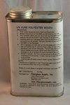 Quart UV Cure Polyester Resin