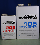 205West System Epoxy 1.2 Gallon Kit