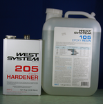 205West System Epoxy 5.29 Gallon Kit