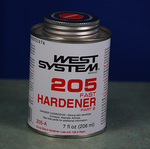 West 205A Fast Hardener, 206 ml