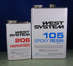 206West System Epoxy 1.2 Gallon Kit