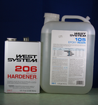 206West System Epoxy 5.29 Gallon Kit