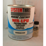 Gallon System 3 WR-LPU Camano Red Urethane Paint