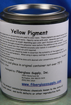 Pint, Yellow Pigment Concentrate