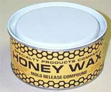 16oz  Can, Honey Wax Mold Release